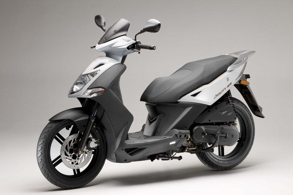 kymco agility 125 specs 2009 2010 autoevolution. Black Bedroom Furniture Sets. Home Design Ideas