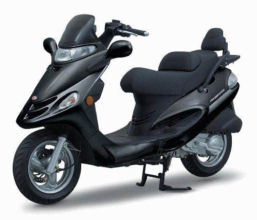 kymco dink 125 classic 2005 2006 autoevolution. Black Bedroom Furniture Sets. Home Design Ideas