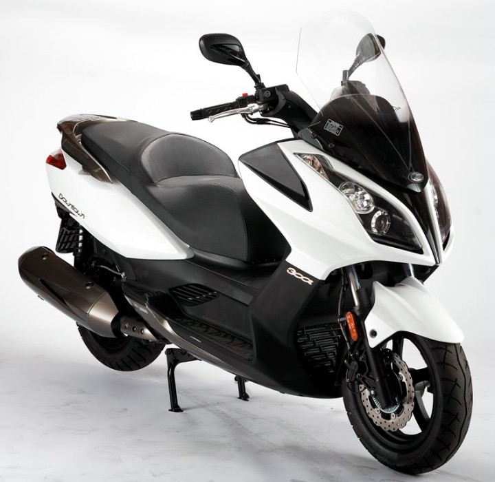 kymco downtown 300i specs 2013 2014 autoevolution. Black Bedroom Furniture Sets. Home Design Ideas