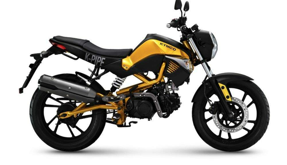 Automatic Transmission Motorcycle >> KYMCO K-Pipe 125 specs - 2013, 2014 - autoevolution