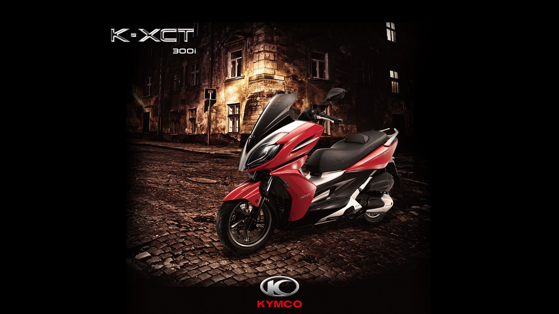kymco k xct 300i 2014 2015 autoevolution. Black Bedroom Furniture Sets. Home Design Ideas