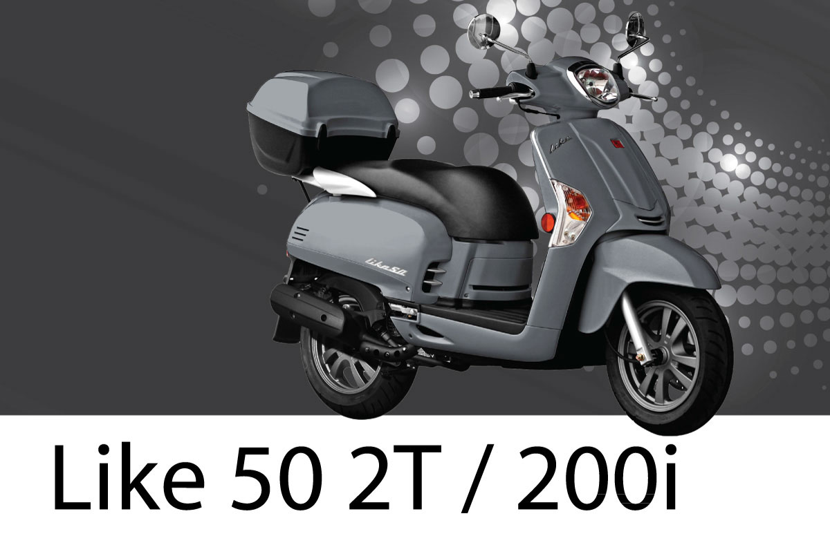 kymco like 50 2t specs 2012 2013 autoevolution. Black Bedroom Furniture Sets. Home Design Ideas