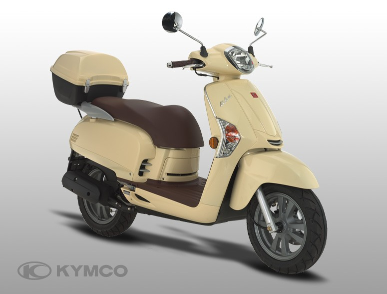 KYMCO Like 50 2T specs - 2013, 2014 - autoevolution