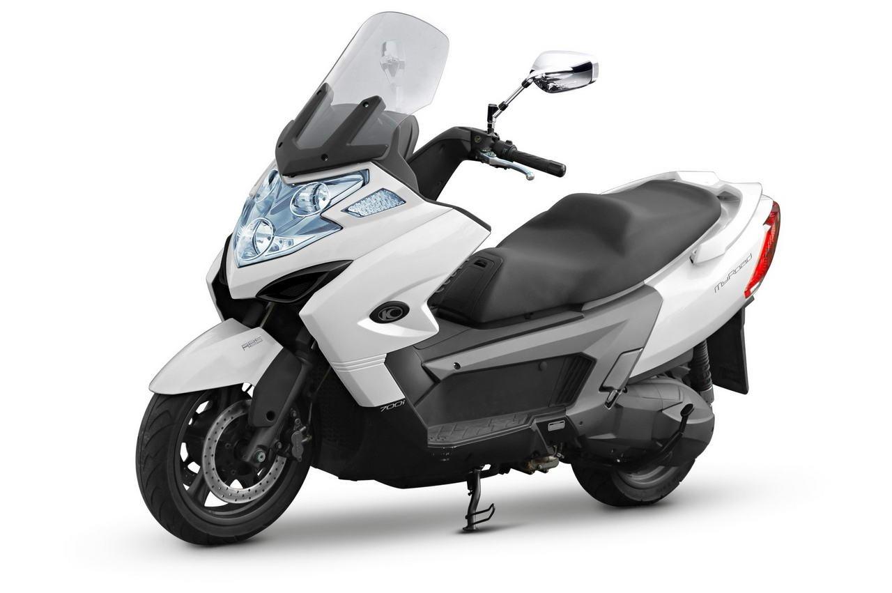 KYMCO Myroad 700i specs - 2012, 2013 - autoevolution