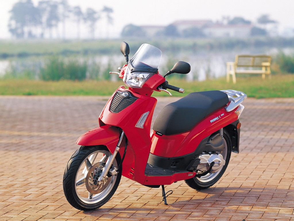 KYMCO People S 50 2T - 2014, 2015 - autoevolution
