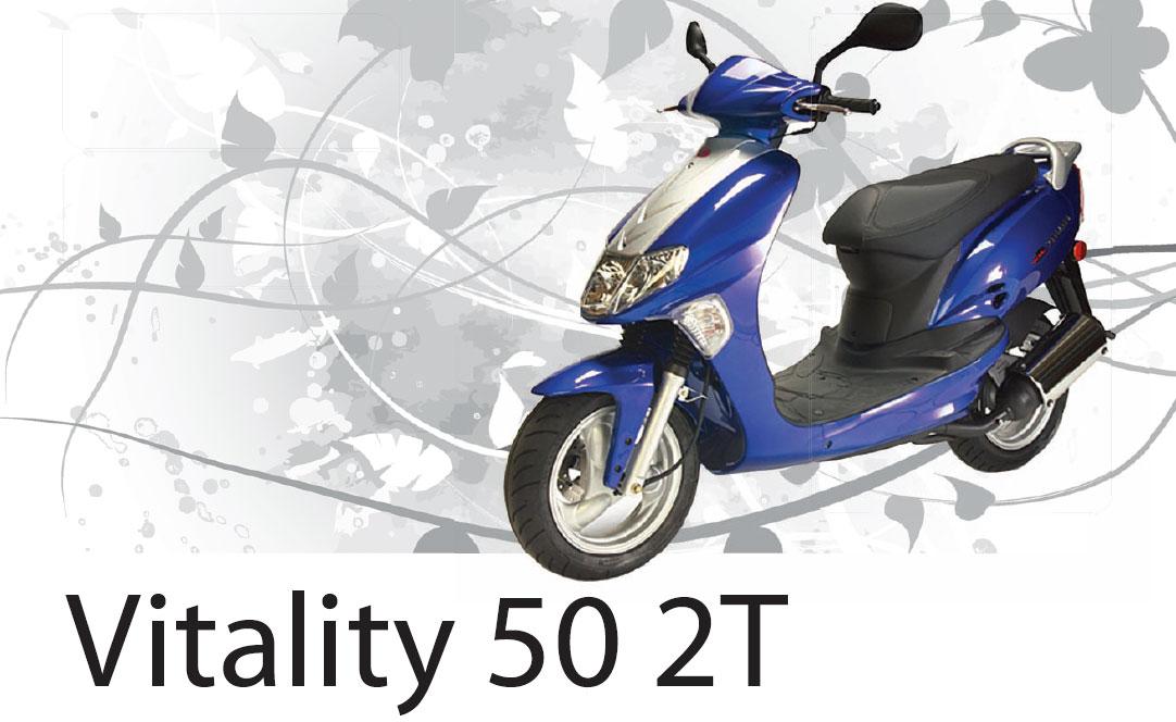 kymco vitality 50 2t specs 2010 2011 autoevolution. Black Bedroom Furniture Sets. Home Design Ideas