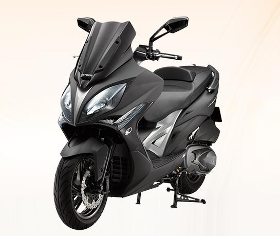 kymco xciting 400i specs 2014 2015 autoevolution. Black Bedroom Furniture Sets. Home Design Ideas