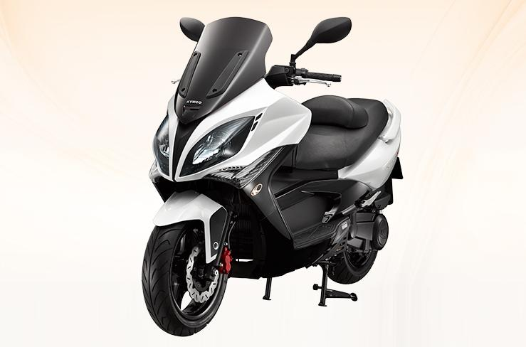 kymco xciting r 300i specs 2014 2015 autoevolution. Black Bedroom Furniture Sets. Home Design Ideas