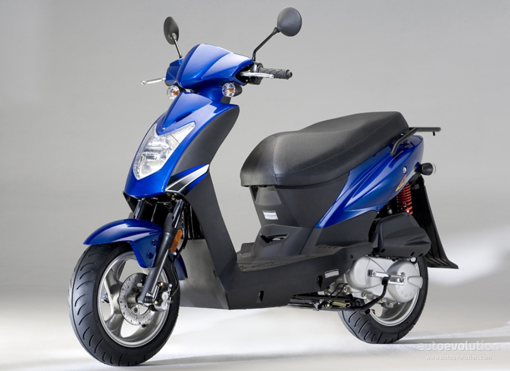 kymco agility 125 specs 2005 2006 autoevolution. Black Bedroom Furniture Sets. Home Design Ideas