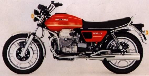 moto guzzi 850 t 3 specs 1974 1975 autoevolution. Black Bedroom Furniture Sets. Home Design Ideas