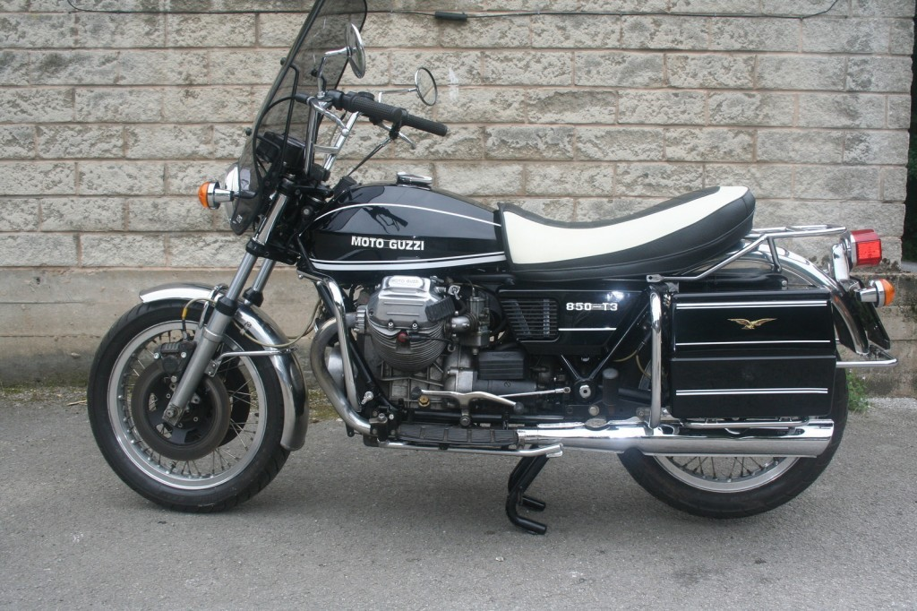 Moto Guzzi  S Specs