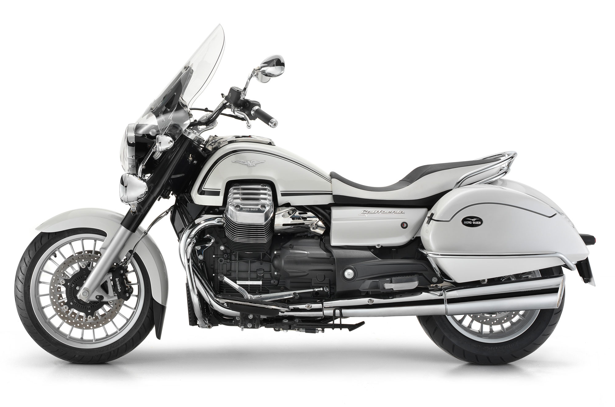 moto guzzi california 1400 touring 2014 2015 autoevolution. Black Bedroom Furniture Sets. Home Design Ideas