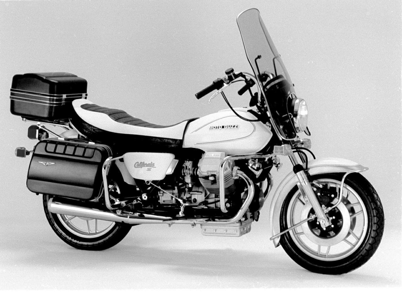 moto guzzi california ii specs 1981 1982 1983 1984 1985 1986 1987 autoevolution. Black Bedroom Furniture Sets. Home Design Ideas