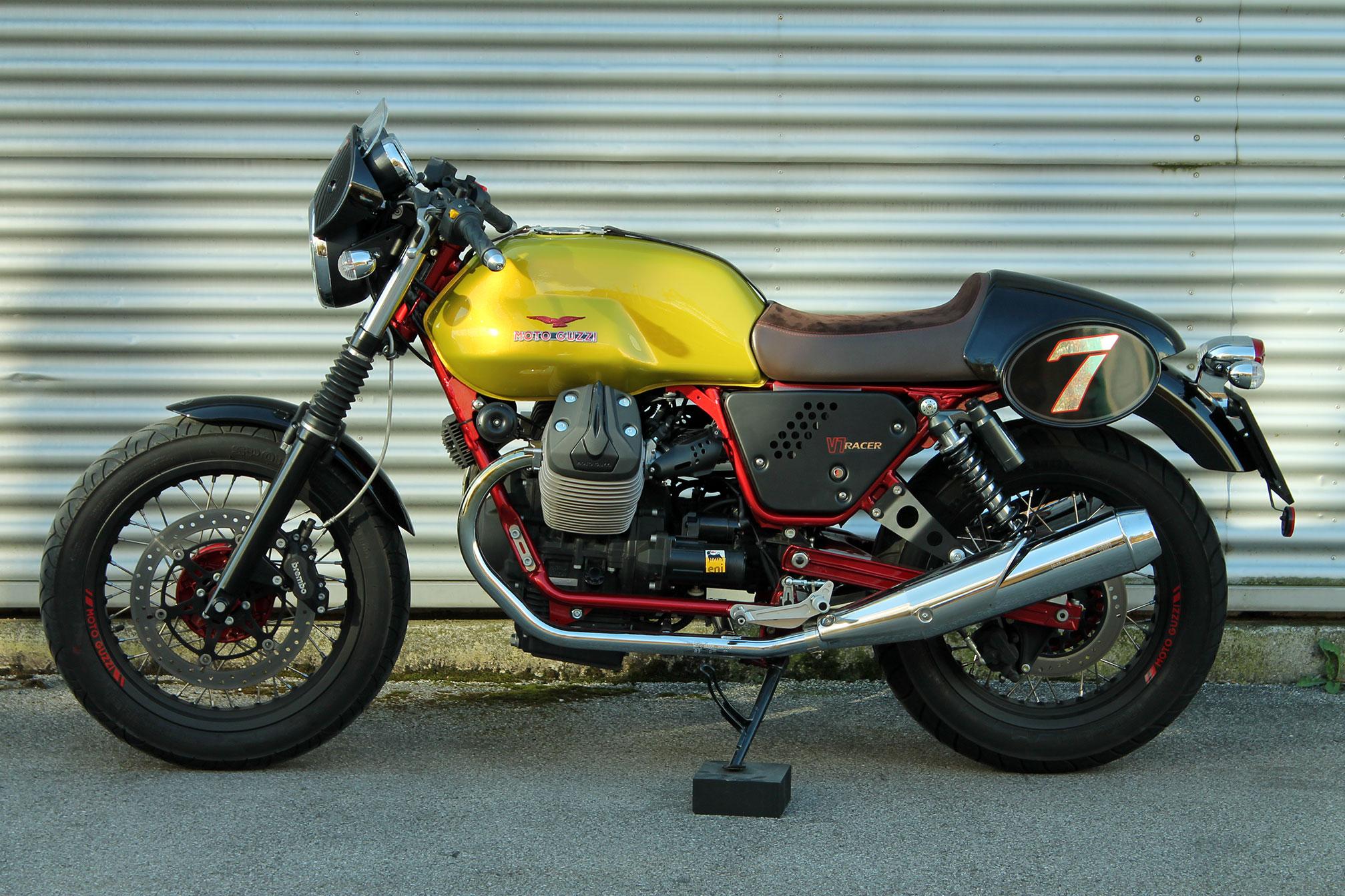 Moto Guzzi Stone Specs