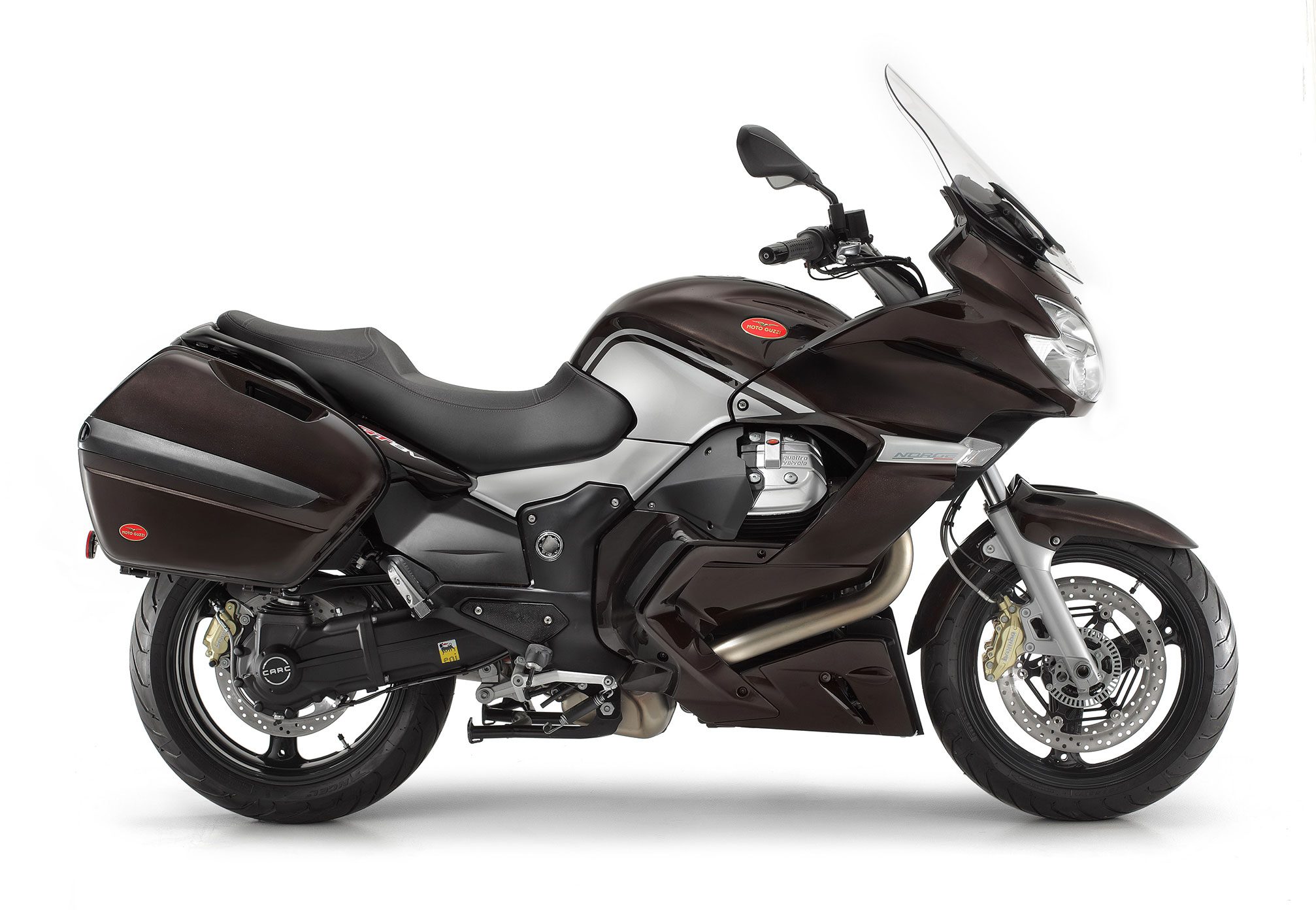 2015 Moto Guzzi Griso 8V Special Edition Shows Aesthetic