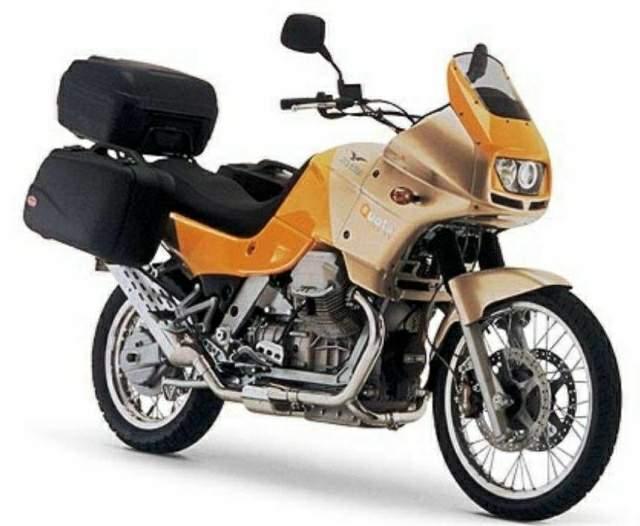 moto guzzi quota 1100es specs - 1998, 1999, 2000, 2001 - autoevolution