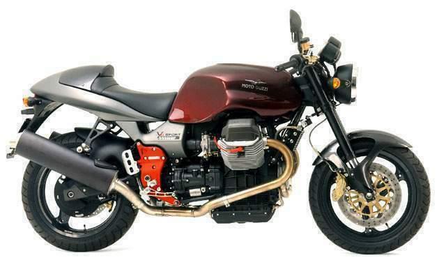 MOTO GUZZI V 11 Sport Scura specs - 2001, 2002 - autoevolution