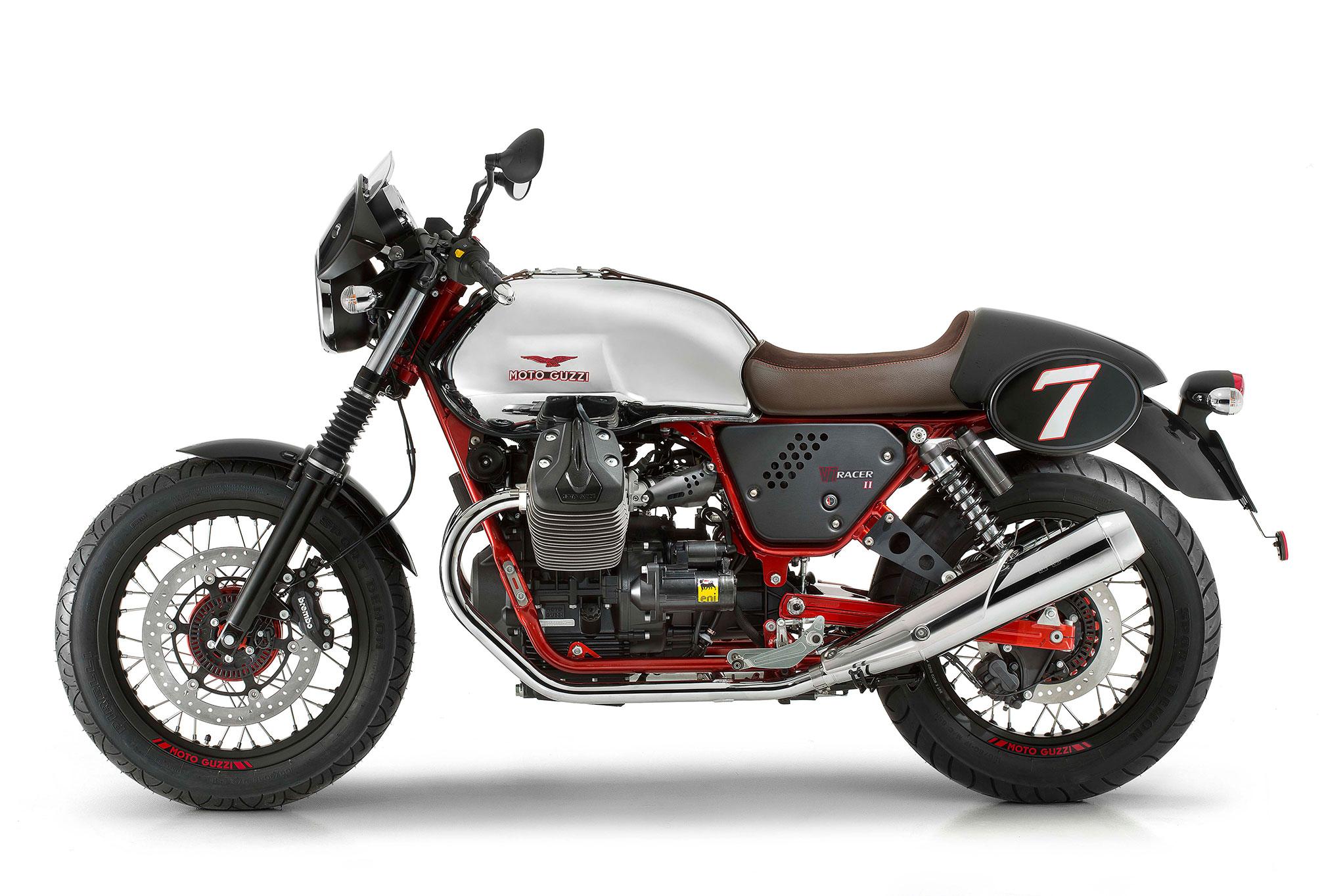 moto guzzi v7 ii racer specs 2014 2015 autoevolution. Black Bedroom Furniture Sets. Home Design Ideas