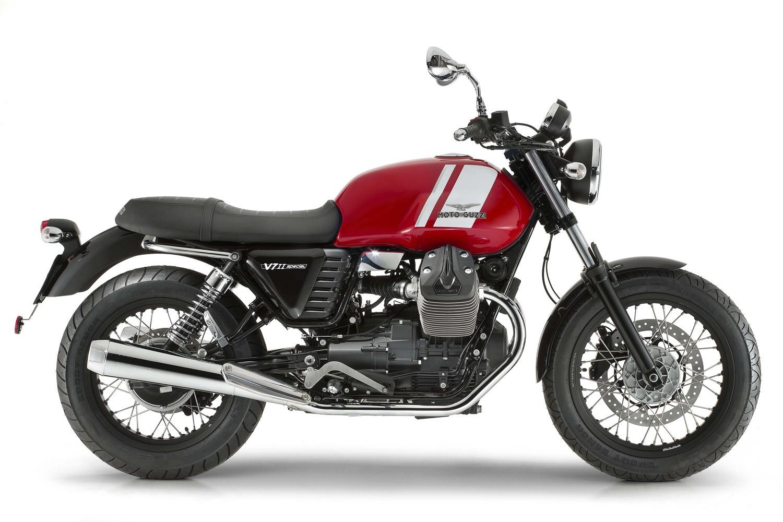 Moto Guzzi V Specifications