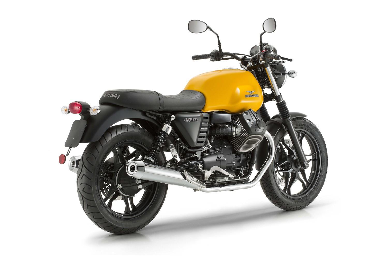 moto guzzi v7 ii stone 2015 2016 autoevolution. Black Bedroom Furniture Sets. Home Design Ideas
