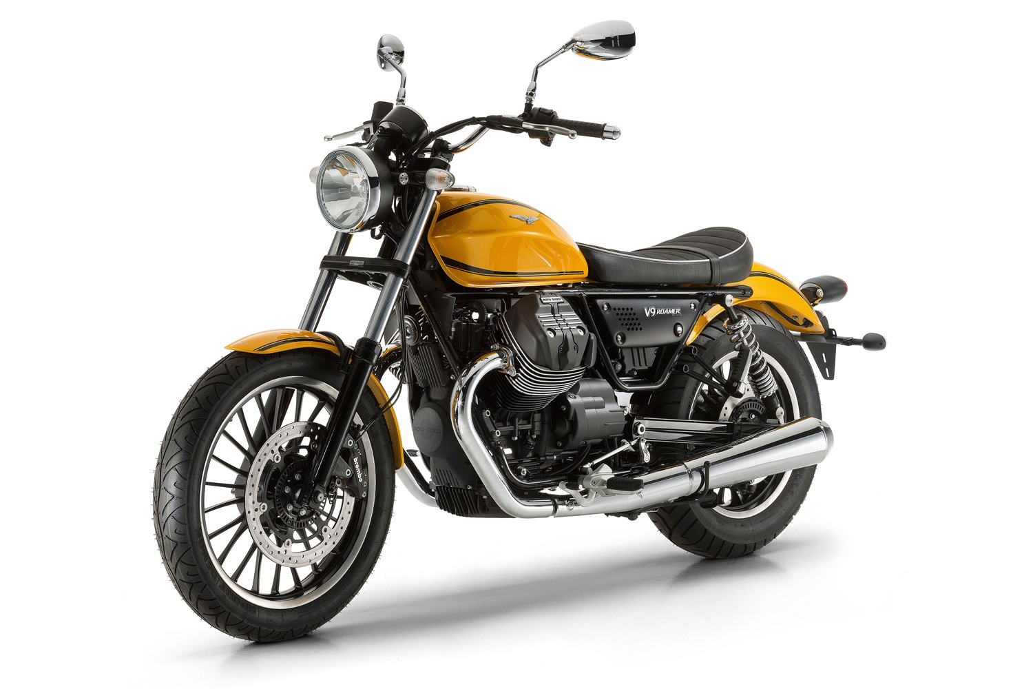 Moto Guzzi V Reviews