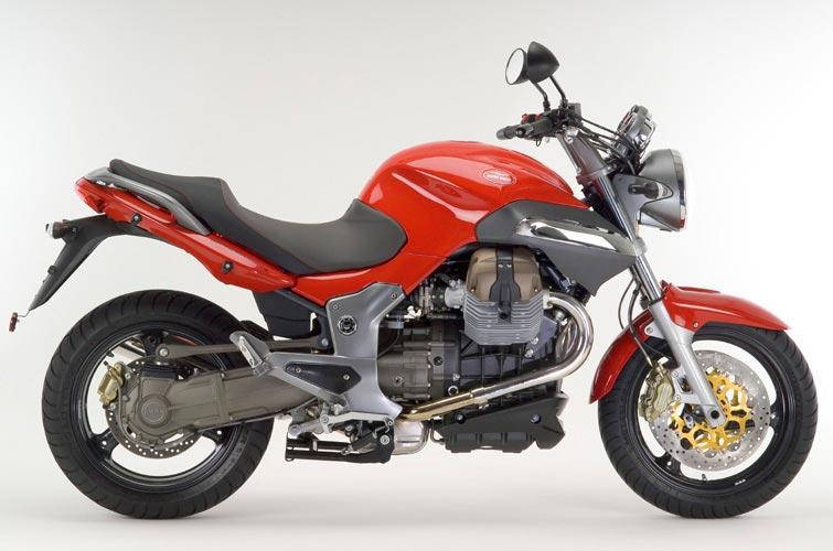 Moto Guzzi Breva 1100 Specs - 2004  2005
