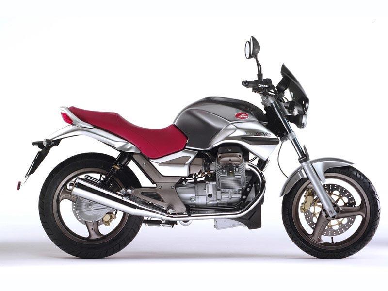 Moto Guzzi Breva 750 - 2003  2004