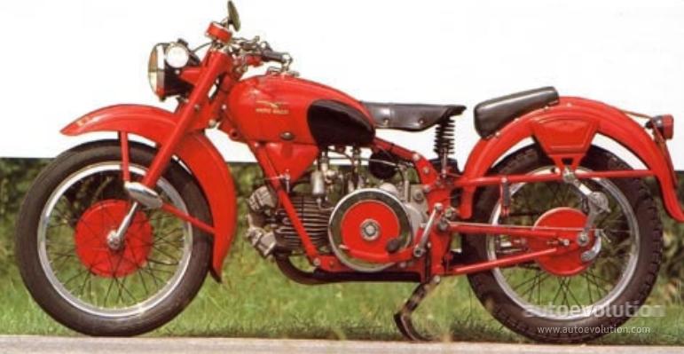 Moto Guzzi Falcone Specs 1950 1951 1952 1953 1954