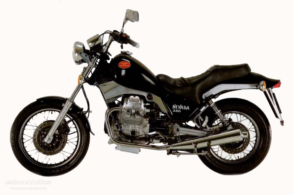 MOTO GUZZI Nevada 350 - 1991