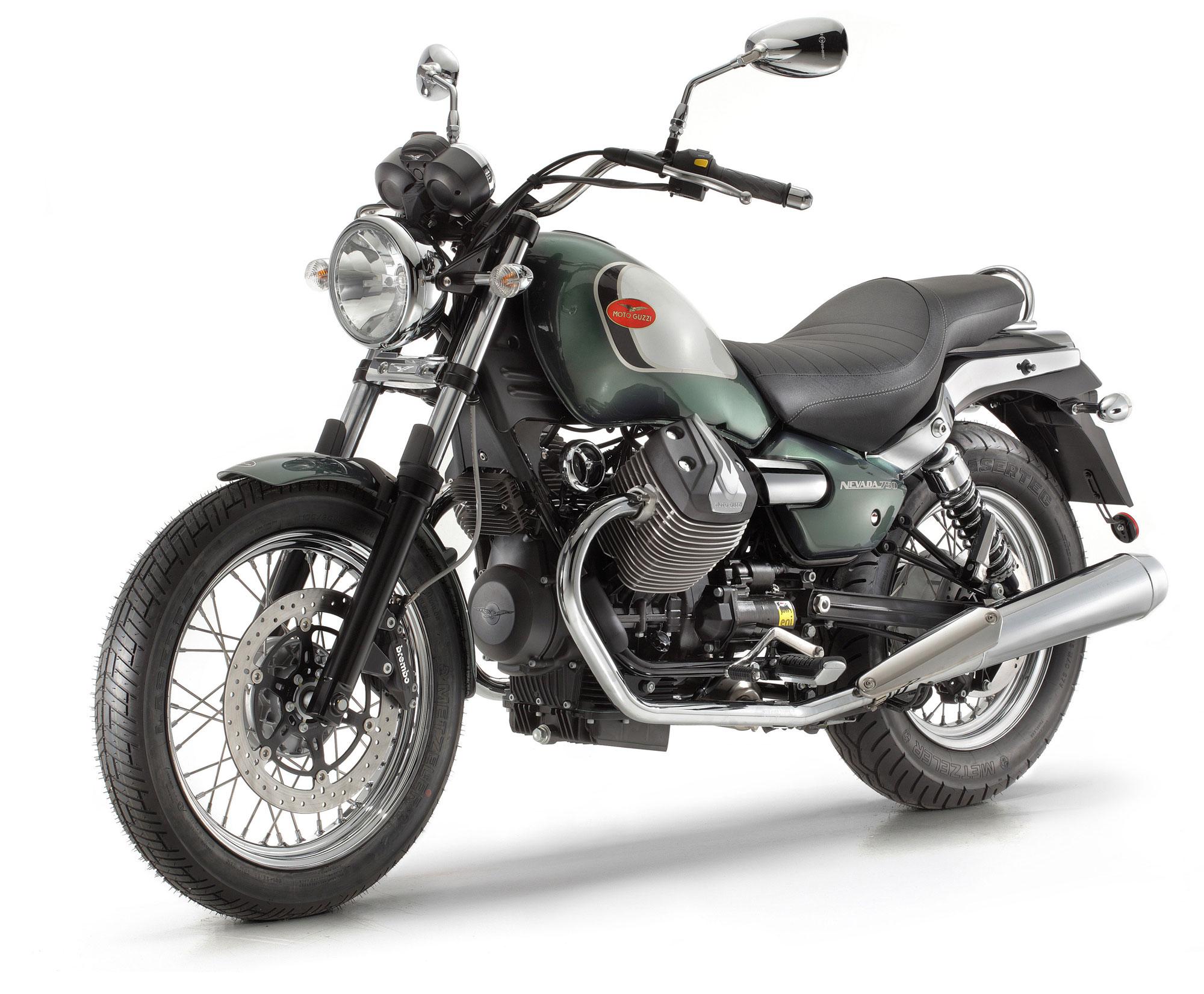 Moto Guzzi Nevada 750 Anniversario - 2011 - technické