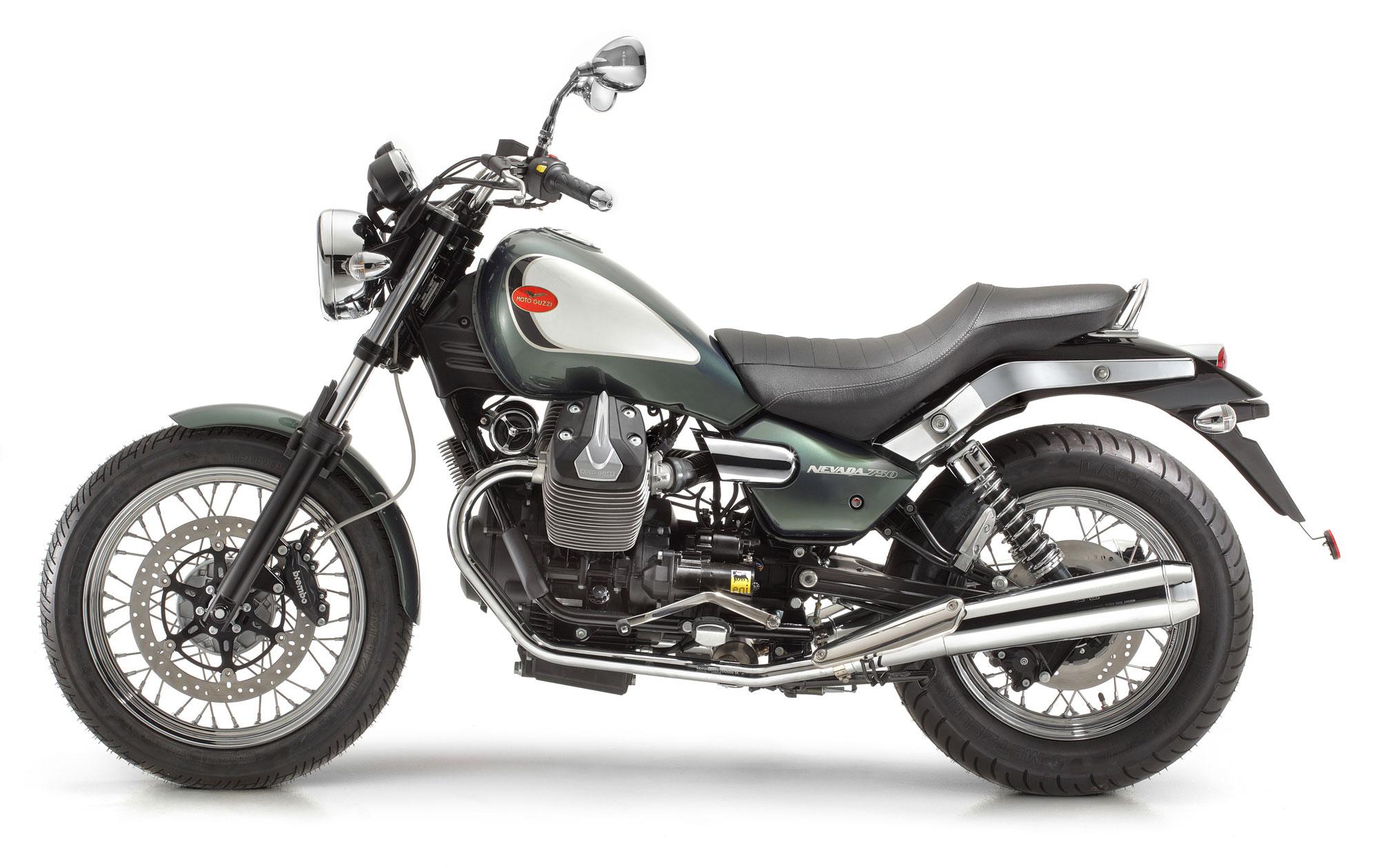 Moto Guzzi Nevada 750 Anniversario NEVADA Classic