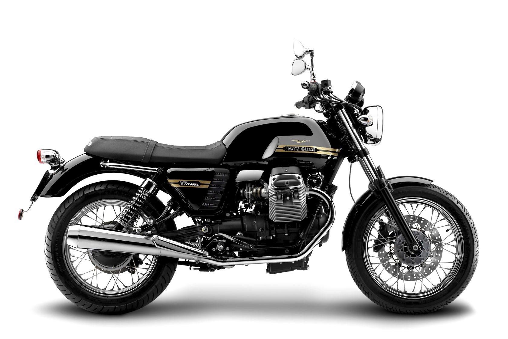 moto guzzi v7 classic 2008 2009 autoevolution. Black Bedroom Furniture Sets. Home Design Ideas