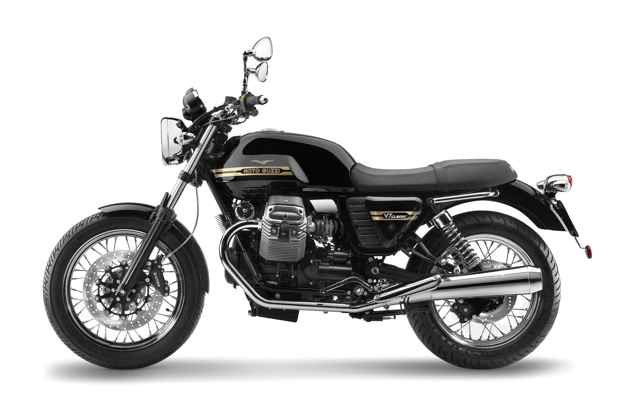 moto guzzi v7 classic specs 2012 2013 autoevolution. Black Bedroom Furniture Sets. Home Design Ideas