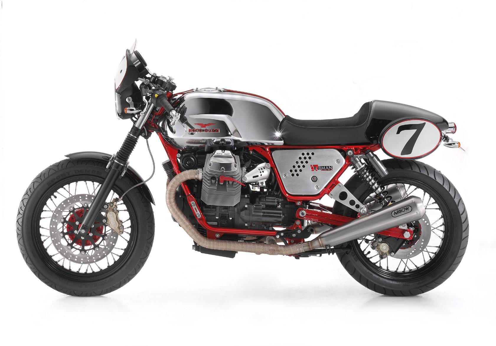 moto guzzi v7 clubman racer specs 2009 2010 autoevolution. Black Bedroom Furniture Sets. Home Design Ideas