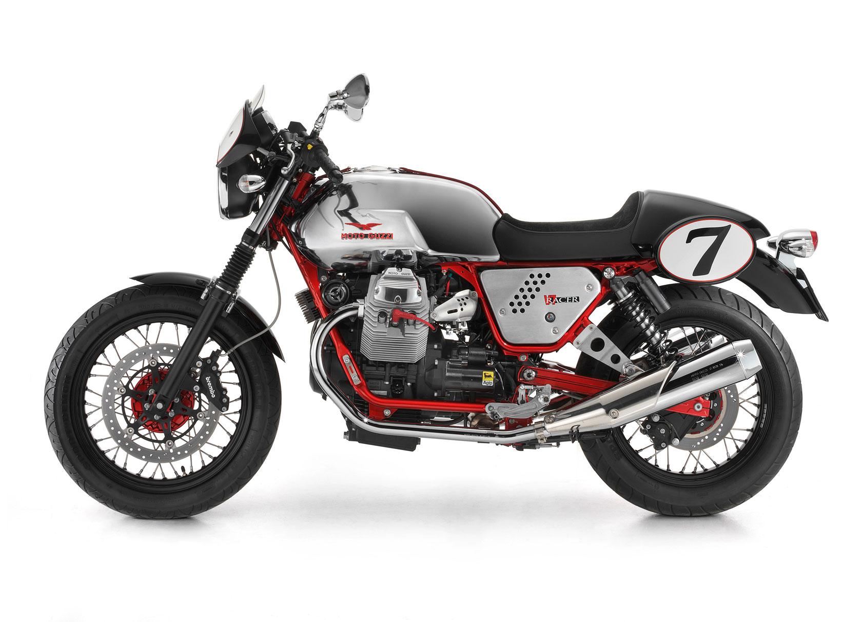 moto guzzi v7 racer specs 2010 2011 autoevolution. Black Bedroom Furniture Sets. Home Design Ideas