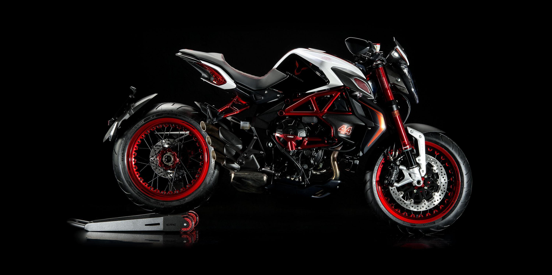 Mv Agusta Brutale Vs Ducati  Streetfighter
