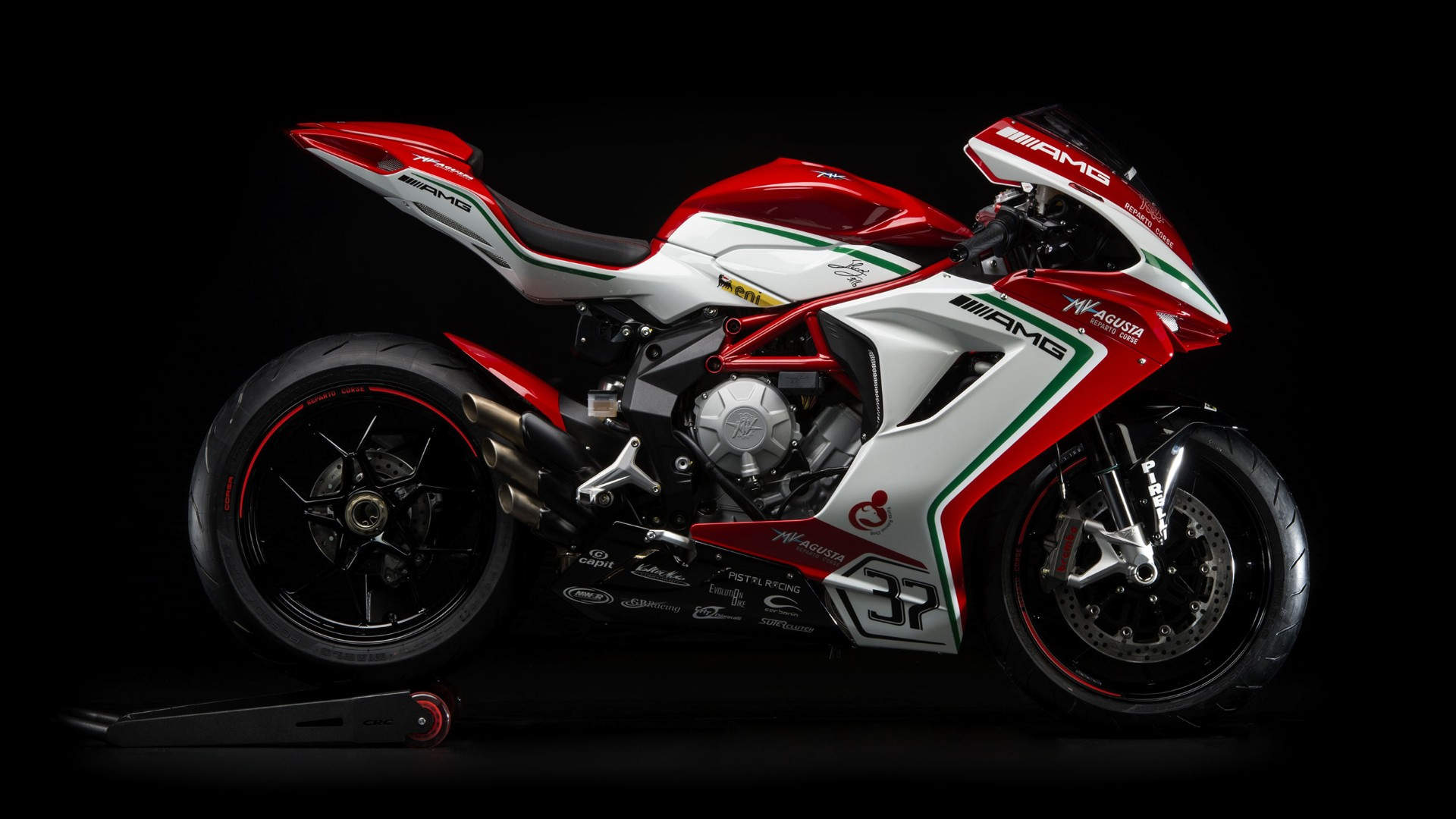 mv agusta f3 800 rc specs 2016 2017 2018 autoevolution. Black Bedroom Furniture Sets. Home Design Ideas