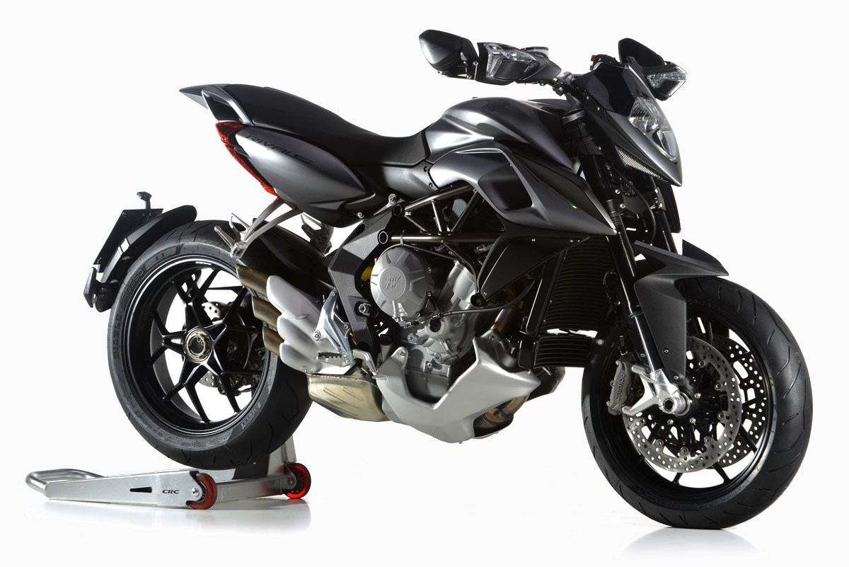 2014 MV Agusta Rivale 800 Review - Top Speed