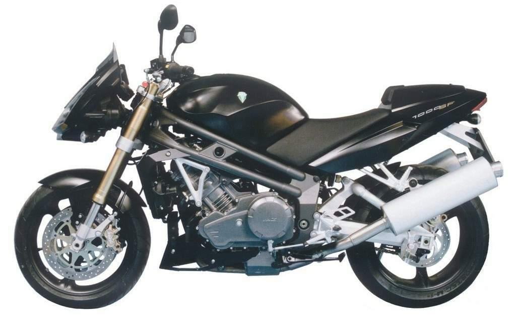 2009 MZ 1000 SF StreetFighter - Moto.ZombDrive.COM