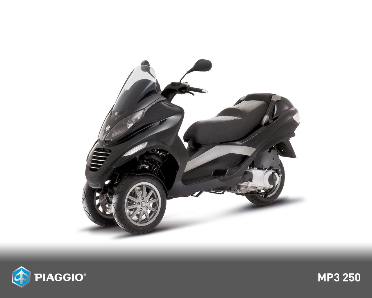 piaggio mp3 250 specs - 2010, 2011 - autoevolution