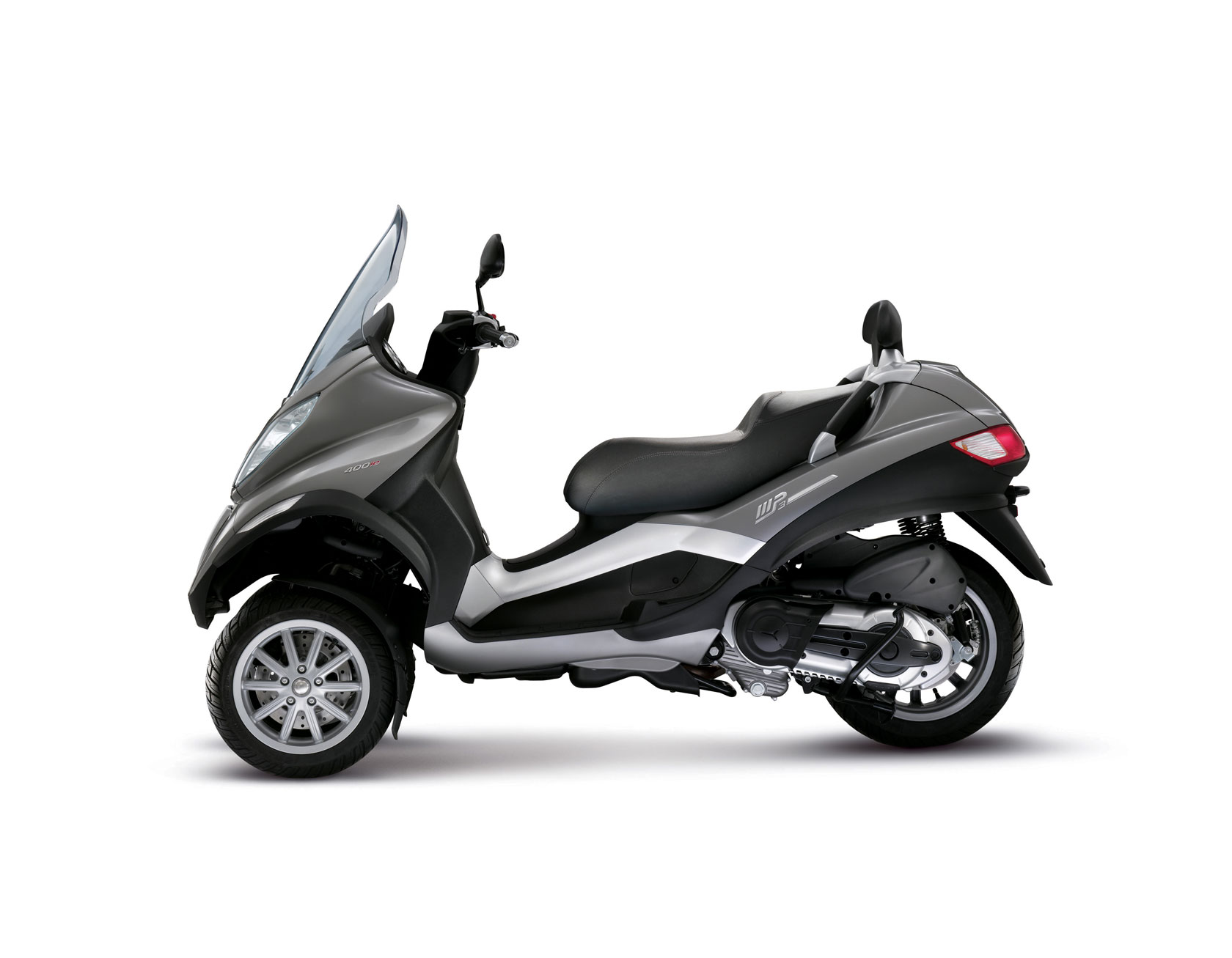 piaggio mp3 400 specs - 2010, 2011 - autoevolution