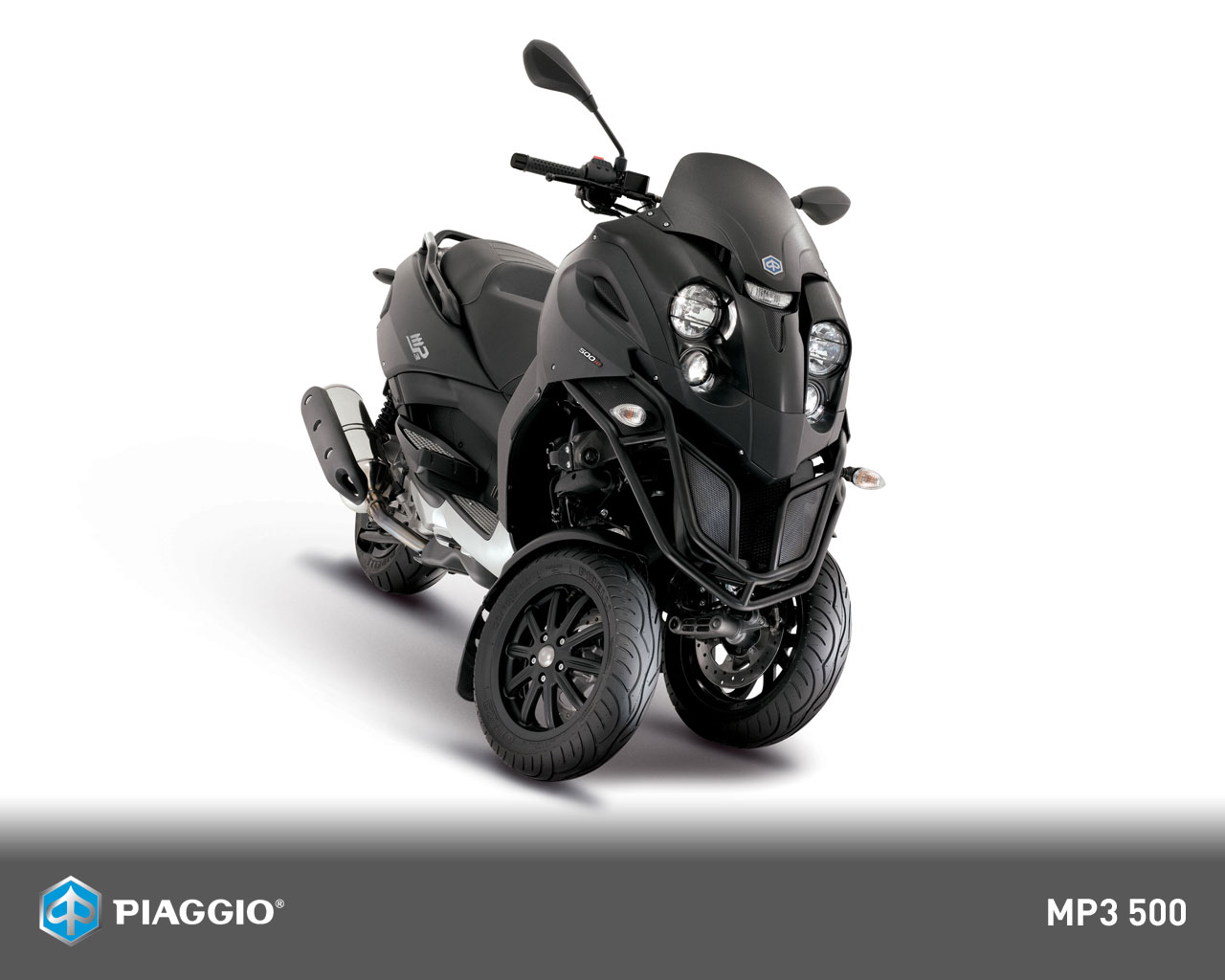 piaggio mp3 500 specs 2009 2010 autoevolution. Black Bedroom Furniture Sets. Home Design Ideas