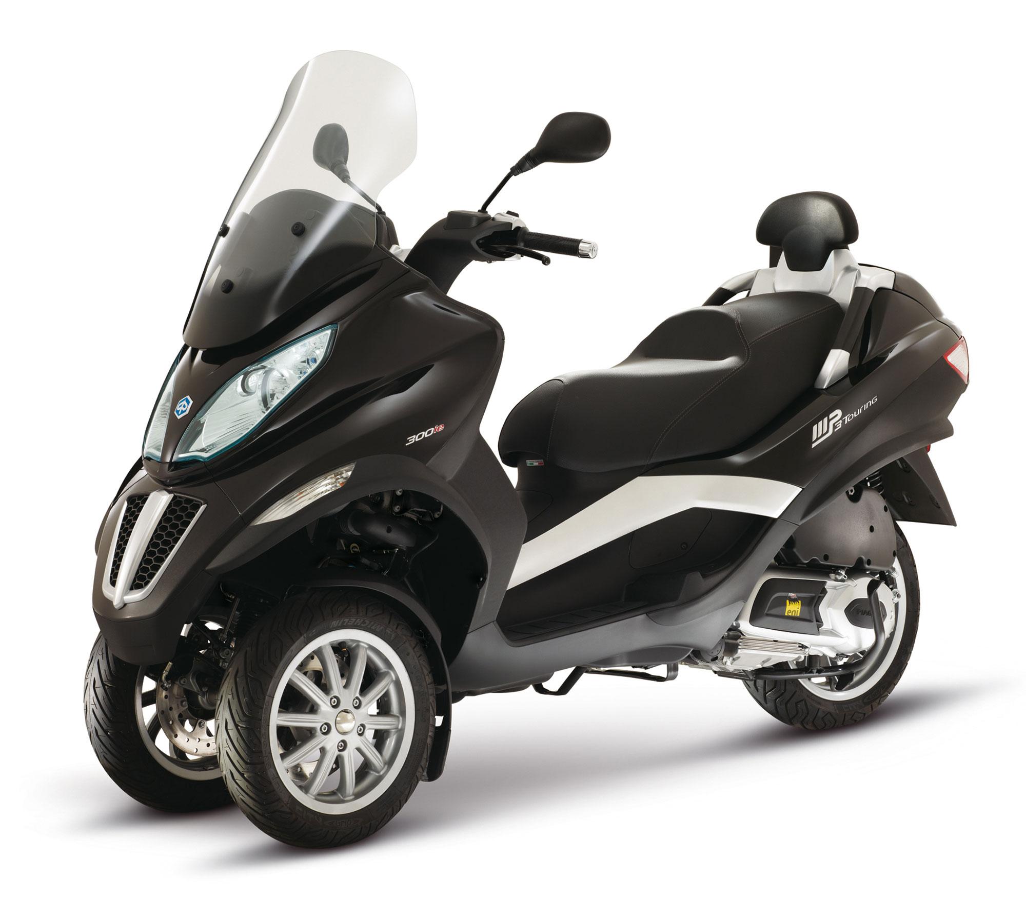 PIAGGIO MP3 Touring 300 I.E. specs - 2011, 2012 - autoevolution