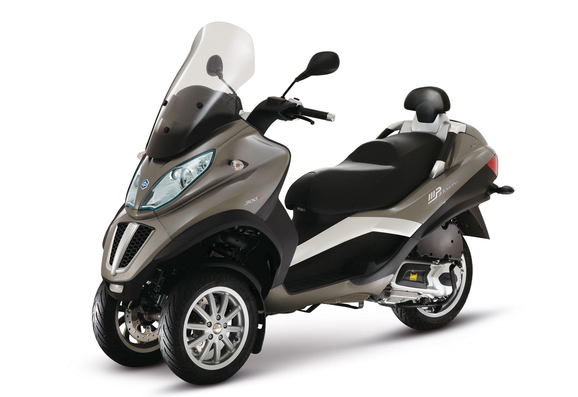 piaggio mp3 touring lt 300 i e 2011 2012 autoevolution. Black Bedroom Furniture Sets. Home Design Ideas