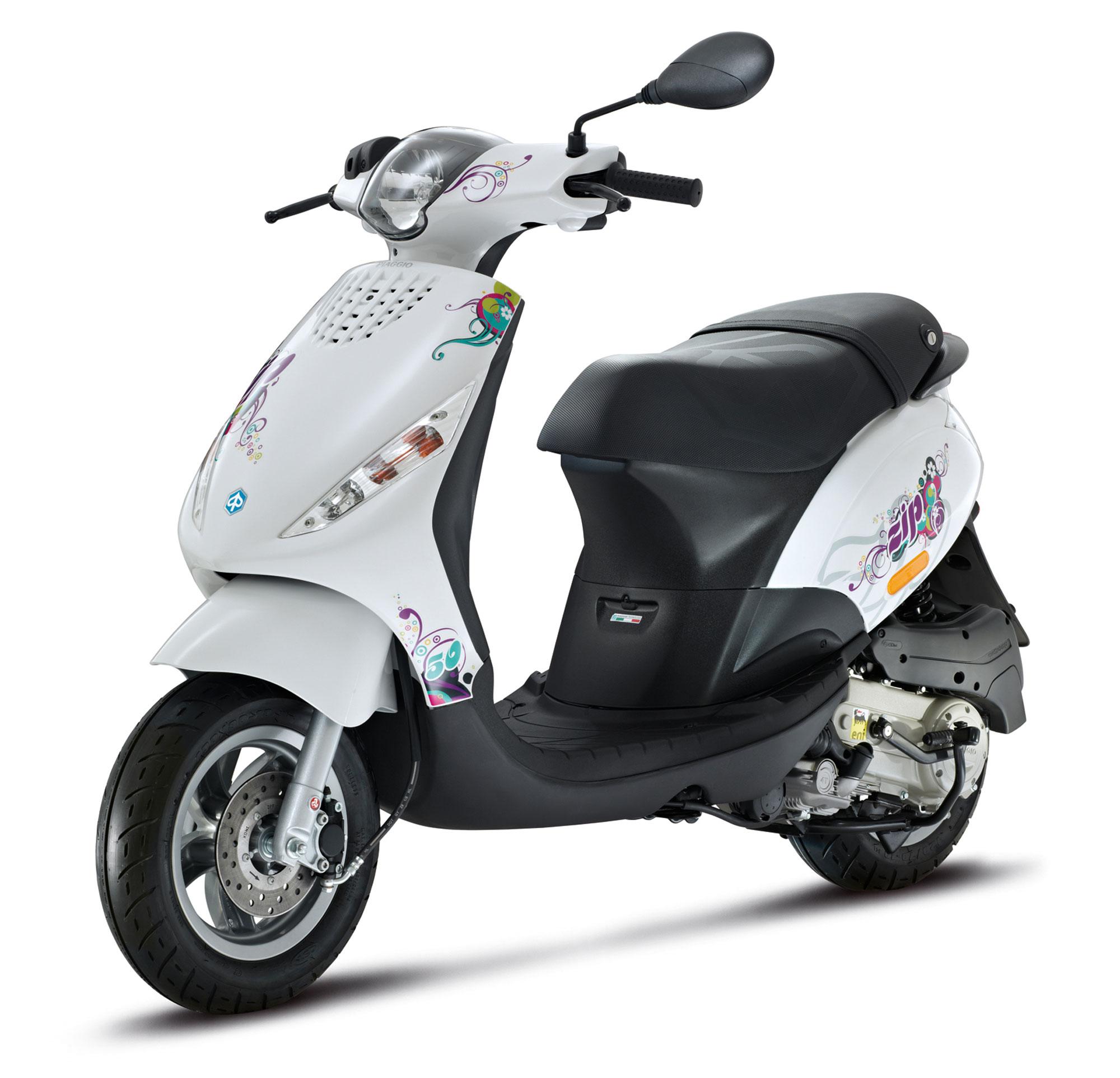 Piaggio Zip 50 Special Edition 2 Stroke 2011 2012