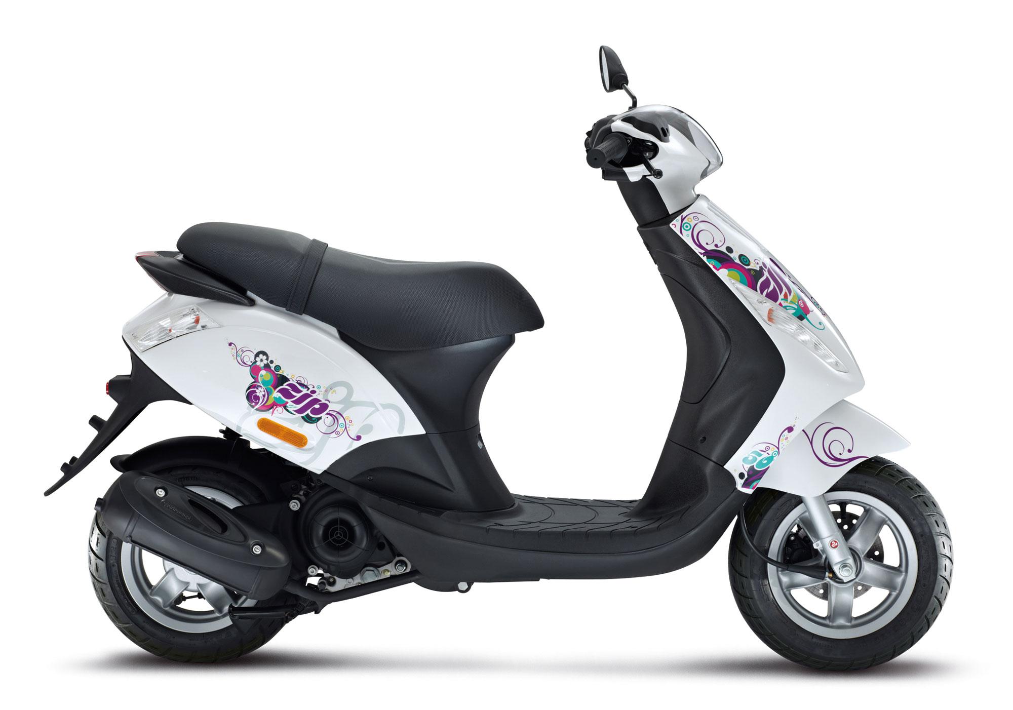 piaggio zip 50 special edition 4-stroke specs - 2011, 2012