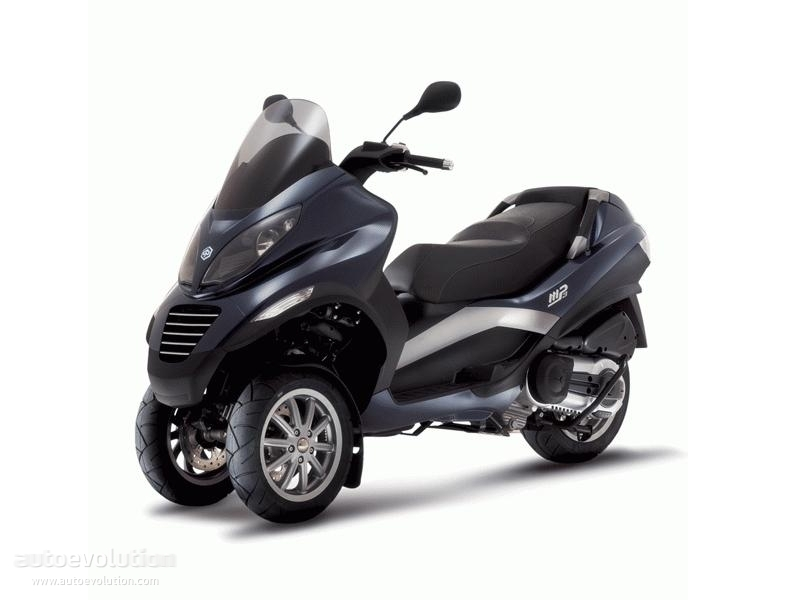 piaggio mp3 400 specs 2006 2007 autoevolution. Black Bedroom Furniture Sets. Home Design Ideas
