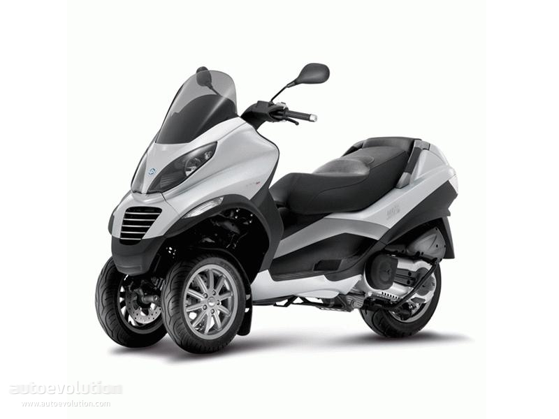 piaggio mp3 400 specs - 2006, 2007 - autoevolution