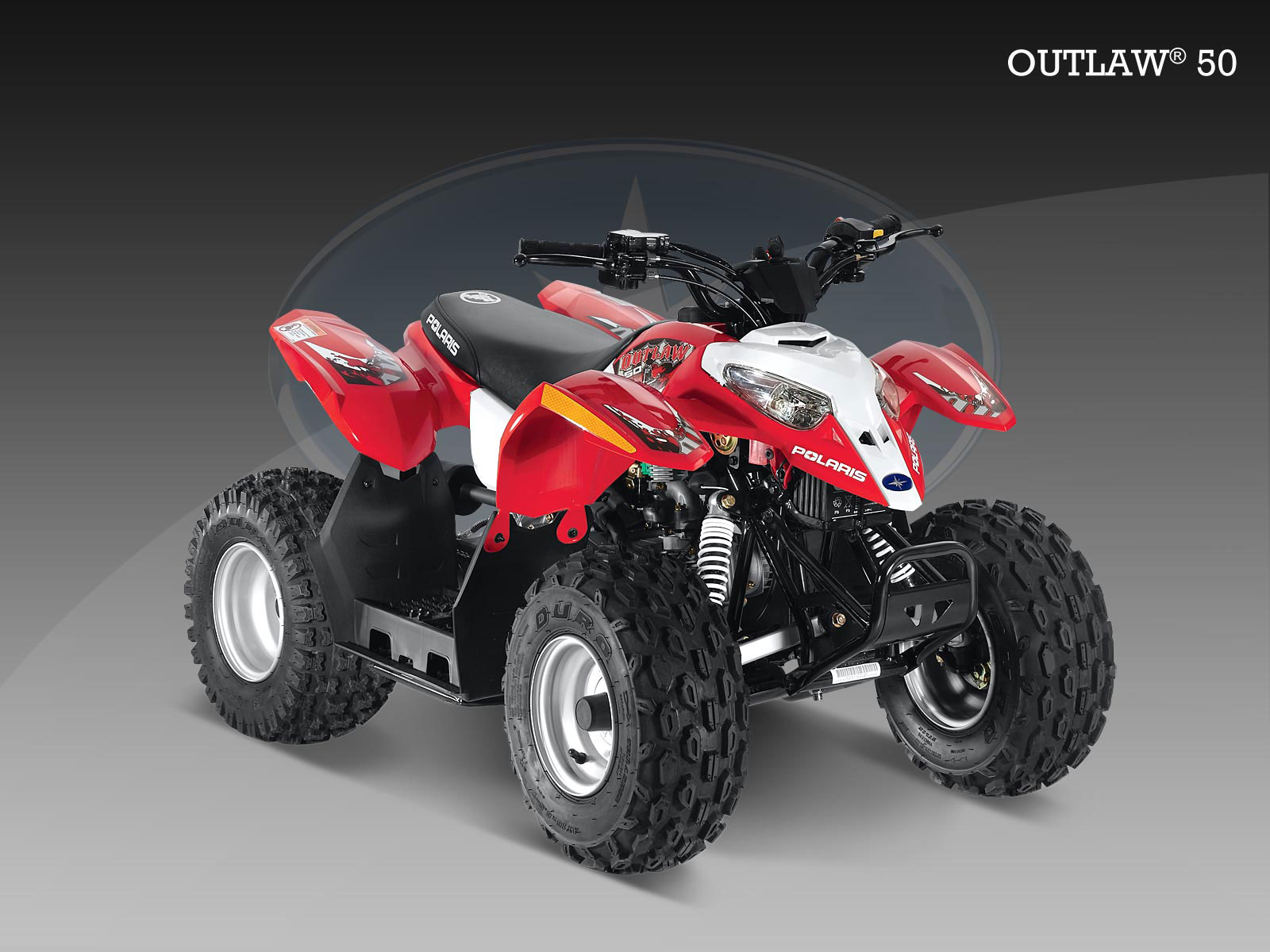 POLARIS Outlaw 50 specs - 2009, 2010 - autoevolution