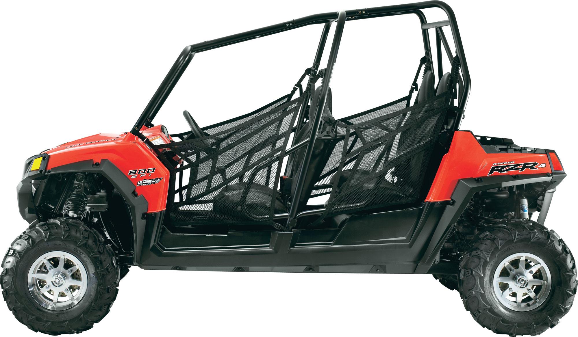POLARIS RZR 4 800 Robby Gordon Edition specs - 2011, 2012 ...